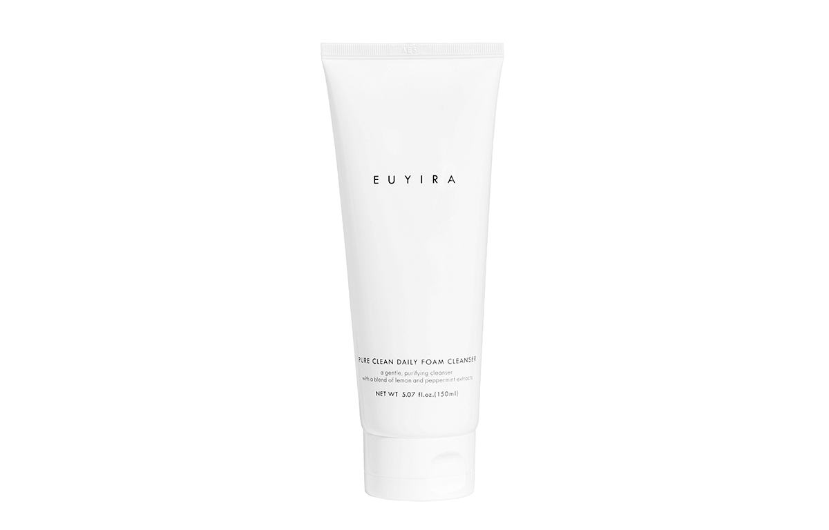 PURE CLEAN DAILY FOAM CLEANSER
